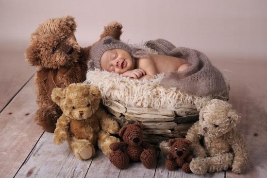 Newbornfotografie Babyfotografie Zürich Volketswil7